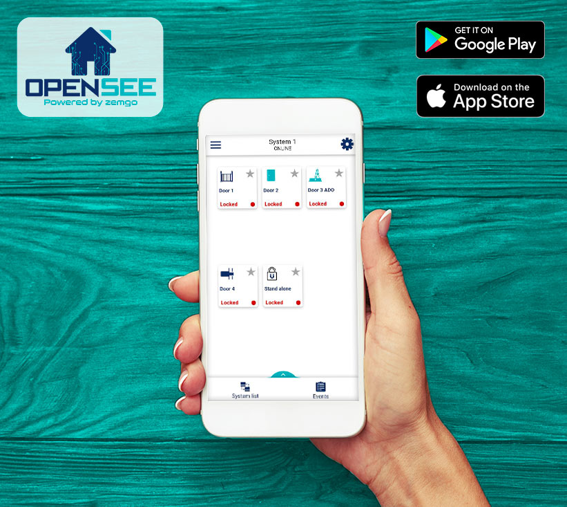 Opensee Mobile App