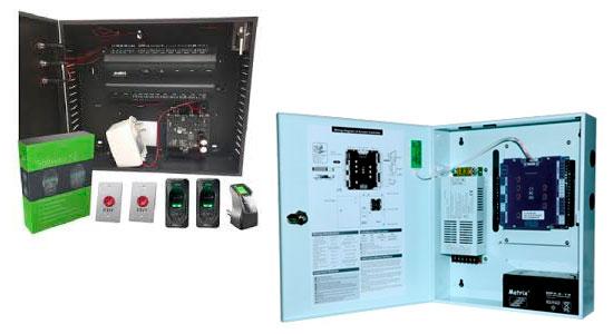 access control panels zem-cwi