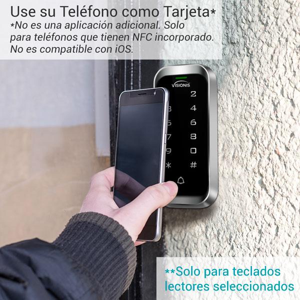 Use su teléfono como tarjeta